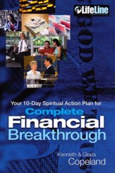 Complete Financial Breakthrough: Your 10-Day Spiritual Action Plan