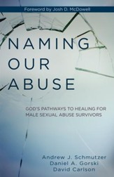 Naming Our Abuse: God's Pathways to Healing for Male Sexual Abuse Survivors - eBook