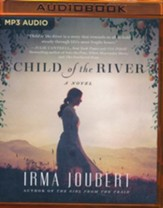 Child of the River - unabridged audio book on MP3-CD