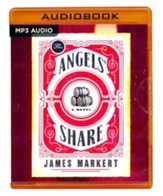 The Angels' Share - unabridged audio book on MP3-CD