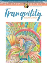 Tranquility Coloring Book