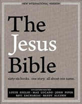 NIV Edition, The Jesus Bible, eBook / Special edition