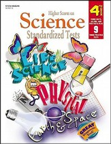 Higher Scores on Science Standardized Tests Grade 3