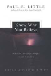 Know Why You Believe, New Edition  - Slightly Imperfect