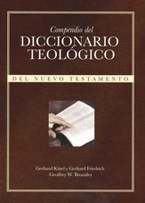Diccionario teologico del Nuevo Testamento (Theological Dictionary of the New Testament) - Slightly Imperfect