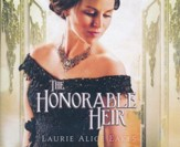 The Honorable Heir - unabridged audio book on CD