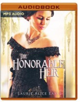 The Honorable Heir - unabridged audio book on MP3-CD