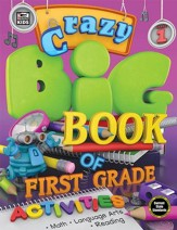 Crazy Big Book of First Grade