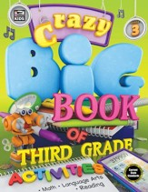 Crazy Big Book of Third Grade