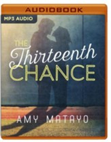 The Thirteenth Chance - unabridged audio book on MP3-CD