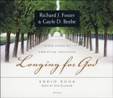 Longing for God, Audiobook on CD