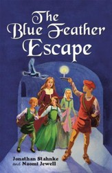 The Blue Feather Escape - eBook