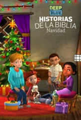 Deep Blue Historias de la Biblia Navidad  (Deep Blue Bible Storybook Christmas)