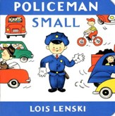 Policeman Small, Board Book