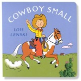 Cowboy Small, Board Book
