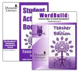 WordBuild ®: A Better Way To Teach Vocabulary Foundations 2 Combo Pack