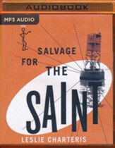 #50: Salvage for the Saint - unabridged audio book on CD