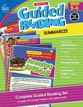 Guided Reading: Summarize, Grades 5-6