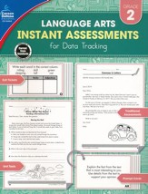 Language Arts Instant Assessments  for Data Tracking, Grade 2
