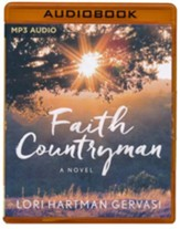 Faith Countryman - unabridged audio book on MP3-CD