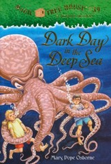 Magic Tree House #39 Dark Day in the Deep