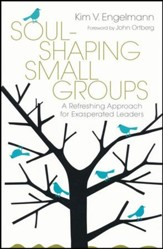 Soul-Shaping Small Groups: A Refreshing Approach for Exasperated Leaders