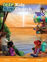 Deep Blue Kid's Church, Summer 2018