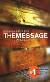 Message Remix New Testament --Damaged