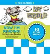 Now I'm Reading! Pre-Reader: My World - eBook