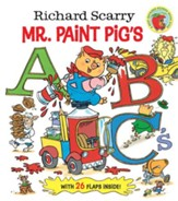 Richard Scarry Mr. Paint Pig's ABC's (Richard Scarry) - eBook