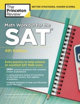 Math Workout for the SAT, 4th  Edition - eBook