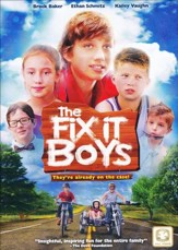 The Fix It Boys, DVD
