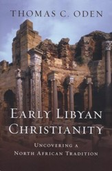 Early Libyan Christianity