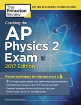 Cracking the AP Physics 2 Exam, 2017 Edition - eBook
