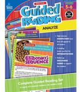 Ready to Go Guided Reading: Analyze,  Grades 5 & 6