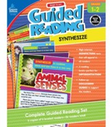 Ready to Go Guided Reading:  Synthesize, Grades 1 & 2