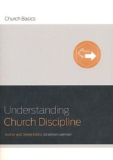 Understanding Church Discipline - eBook