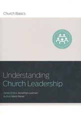 Understanding Church Leadership - eBook