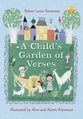 Robert Louis Stevenson's A Child's Garden of Verses - eBook