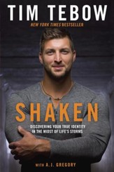 Shaken: Discovering Your True Identity in the Midst of Life's Storms - eBook