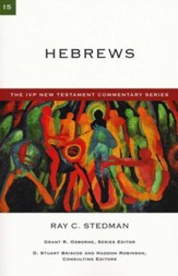 Hebrews: IVP New Testament Commentary [IVPNTC]