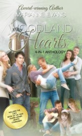Woodland Hearts - eBook