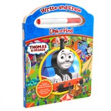 Thomas & Friends: Write-And-Erase Look And Find Book