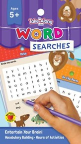 My Take-Along Tablet Word Searches