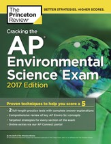 Cracking the AP Environmental Science Exam, 2017 Edition - eBook