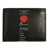 Bifold Wallet, Black