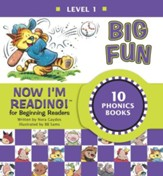 Now I'm Reading! Level 1: Big Fun - eBook