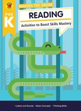 Making the Grade Reading, Grade PreK