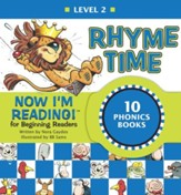 Now I'm Reading! Level 2: Rhyme Time - eBook