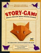 Story-gami Kit: Creating Origami Art Using Folding Stories